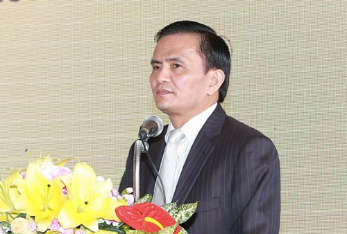 Ngo Van Tuan has been fired from his position as the vice chairman of Thanh Hoa Province. Photo by VnExpress/LS.