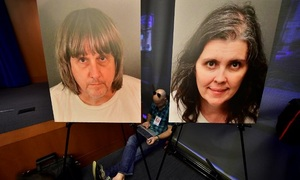 Grisly details as California couple deny torturing children
