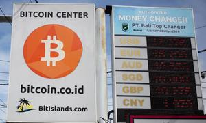 Bitcoin use under scrutiny in Indonesian island of Bali
