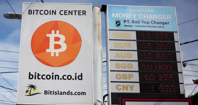 Bitcoin use under scrutiny in Indonesian island of Bali