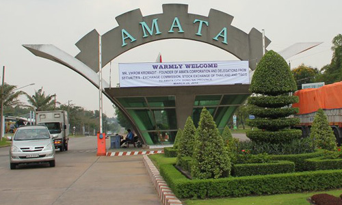 Thai Amata plans 15.5 bln baht investment in Vietnam's smart industrial estates