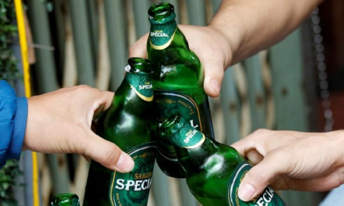 Vietnam's thirst for beer has global giants eager for a taste of the market