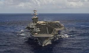 US aircraft carrier to make historic port call in Vietnam this year