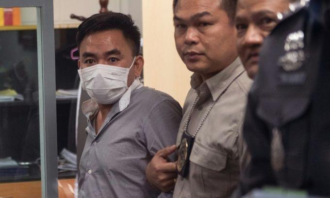Thai police arrest Vietnamese 'kingpin' in wildlife trafficking