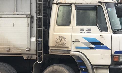 Vietnamese truck driver caught high on meth