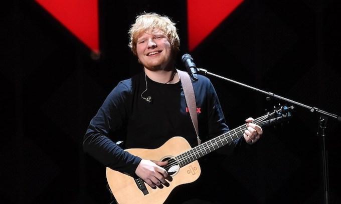Ed Sheeran announces engagement
