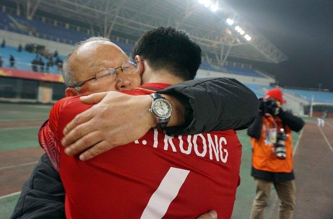 'We can win': Coach of Vietnam's football team ahead of AFC U23 semis