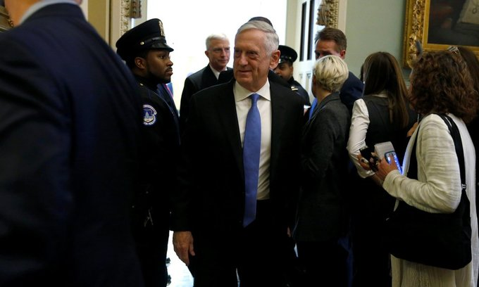 US defense secretary heads to Asia to draw a contrast with assertive China