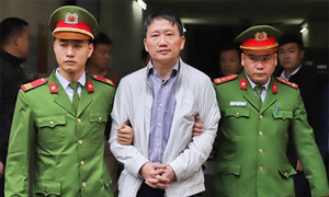 Runaway oil exec sentenced to life as PetroVietnam corruption trial wraps up