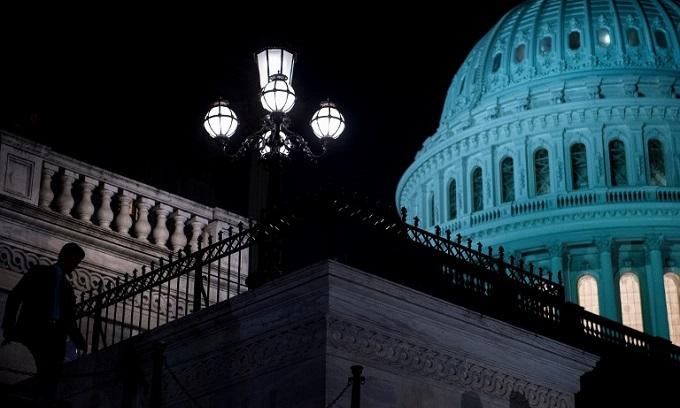 Trump signs bill funding US government, ending three-day shutdown
