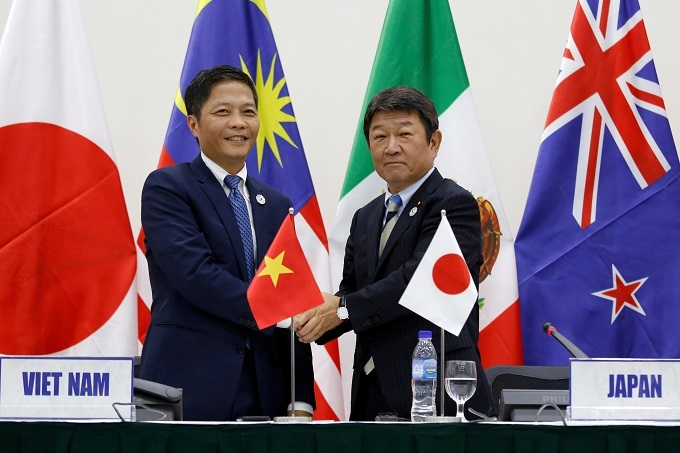 TPP 11 deal reached as Canada and Vietnam end holdout