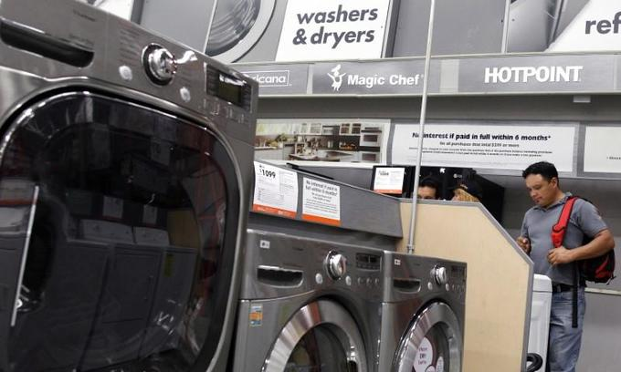 Asia fears US tariffs on washing machines, solar panels just the start