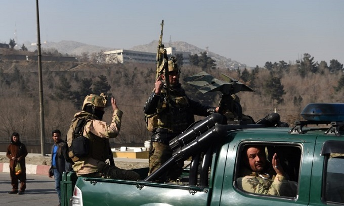 US military funded Afghan units accused of child abuses