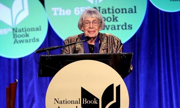 US sci-fi legend Ursula K. Le Guin dies at 88