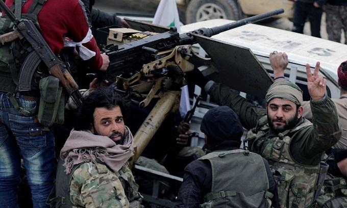 Turkish attack highlights Syrian Kurds' isolation