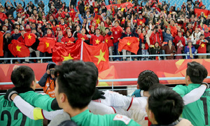 Airlines fund flights for relatives of Vietnam's football team to attend U23 Asian Cup final