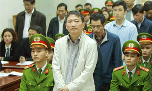 Vietnam's runaway bigwig stands second trial for embezzlement