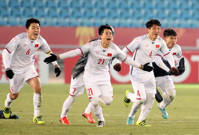 Vietnam storms to U23 Asian Cup final after beating Qatar on penalties