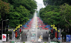 HCMC to close two central streets this Friday for Tet Offensive ceremony