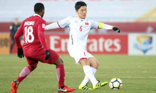 Vietnam captain says stunning U23 Asian Cup run thanks to 'crazy' fans back home
