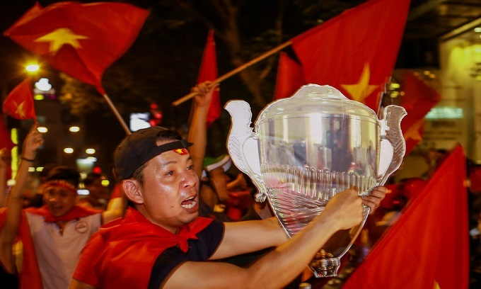 China fast-tracks visas to help Vietnamese fans reach U23 Asian Cup final on time