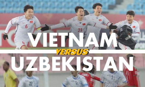 Vietnam vs Uzbekistan in U23 Asian Cup final: Who do you think will win?