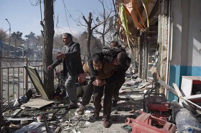 Ambulance bomb kills 95, wounds 158 in Kabul: official