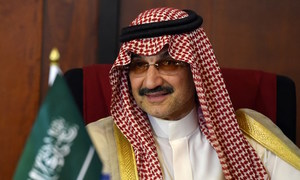 Saudi billionaire Prince Al-Waleed freed after 'settlement'