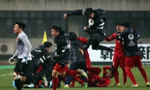 Vietnam's U23 football team trending online like 'tsunami'