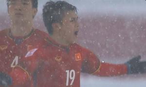 Vietnam 1-2 Uzbekistan: The goals