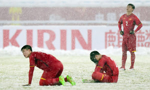 Vietnam suffers heartbreak with 2-1 loss to Uzbekistan in U23 Asian Cup final