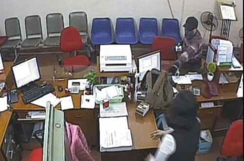 Vietnamese man arrested day after $44,000 bank heist