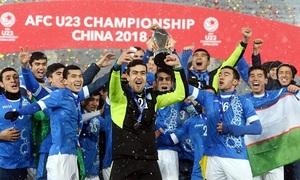Uzbek coach looks to future after win over Vietnam in U23 Asian Cup