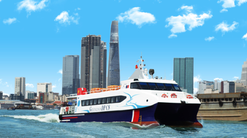 All aboard: Express river buses set sail from Saigon