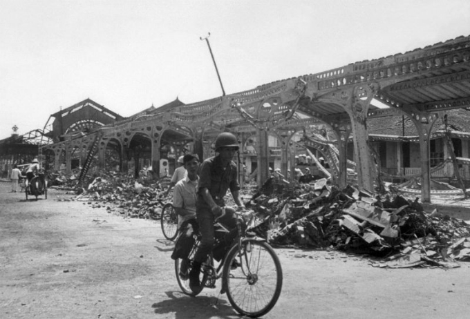 The Tet Offensive is widely seen as a turning point of the Vietnam War. Photo by AFP