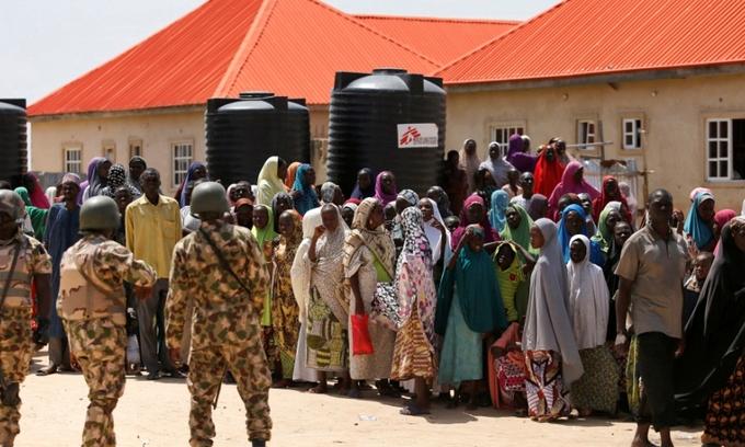 Nigerian air force killed dozens in attacks on villages: Amnesty