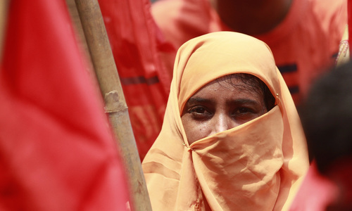 Indian workers clash with fashion bosses as union activity rises