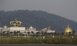 US slaps sanctions on Laos Golden Triangle 'casino' in bid to break up narco-empire