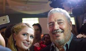 Fidel Castro's son commits suicide: Cuban state-run media