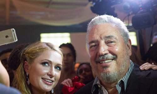 Fidel Castro's son commits suicide: Cuban state-run media