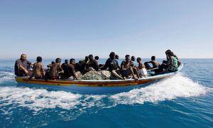 Migrant boat capsizes off Libya, 90 feared dead, mostly Pakistanis