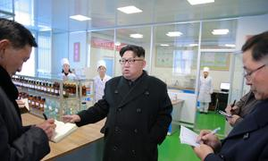 N.Korea earned $200 mln from banned exports, sends arms to Syria, Myanmar: UN report