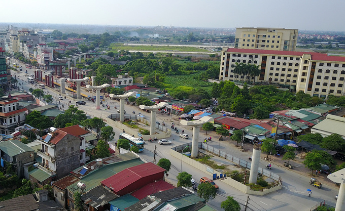 Real estate giants offer to fund feasibility studies for three metro lines in Hanoi