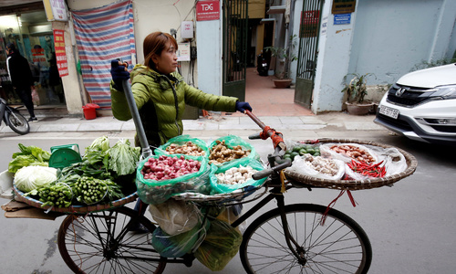 Vietnam's economy classed as 'mostly unfree' by global survey