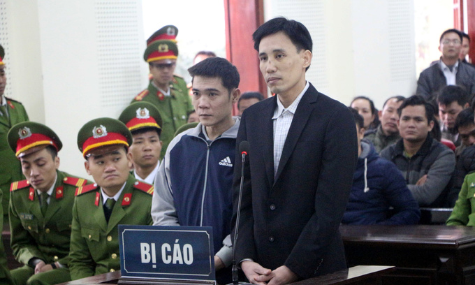 Vietnamese Facebooker sentenced to 14 years behind bars for igniting protest
