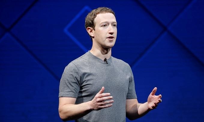 Zuckerberg acknowledges 'mistakes' as Facebook turns 14