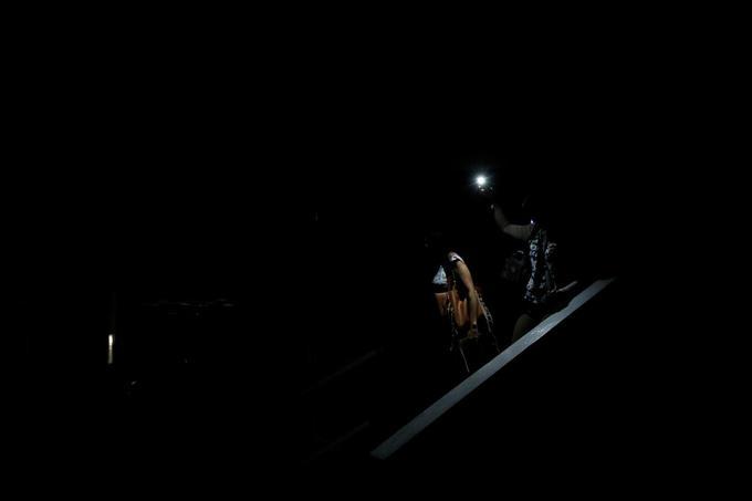 Blackout hits parts of Venezuelan capital
