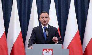 Polish president signs Holocaust bill, triggers Israeli, US criticism