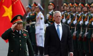 US encourages Vietnam to buy more of its weapons, diversify from Russia: report