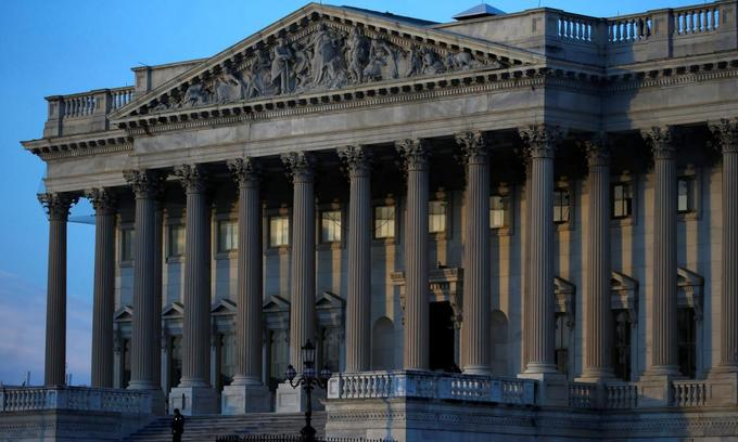 US federal shutdown at hand after fiscal hawk's dissent